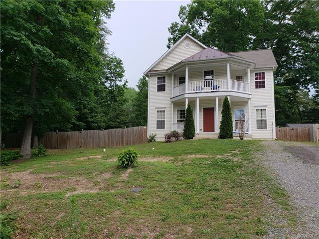 101 Hessian Drive, Hudgins, VA 22546 (#1818720) :: Abbitt Realty Co.
