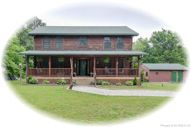 9333 Sheldon Lane, Gloucester, VA 23061 (#1818735) :: Abbitt Realty Co.