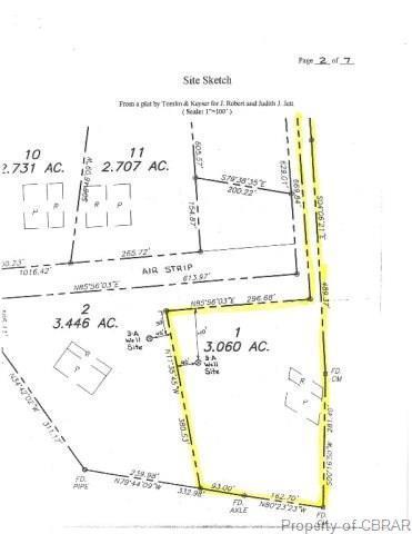 0 Hull Neck Road, Heathsville, VA 22473 (#1818777) :: Abbitt Realty Co.