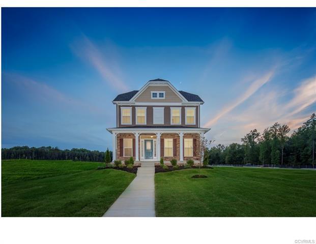 12200 Manor Crossing Drive, Glen Allen, VA 23059 (#1818895) :: Resh Realty Group