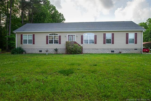 2212 Cherry Row Lane, Shacklefords, VA 23156 (#1818897) :: Green Tree Realty