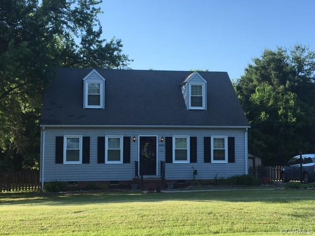 6462 Mary Esther Lane, Mechanicsville, VA 23111 (#1819021) :: Resh Realty Group