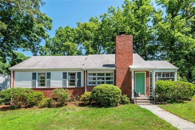7510 Roswell Road, Henrico, VA 23229 (MLS #1819030) :: Small & Associates