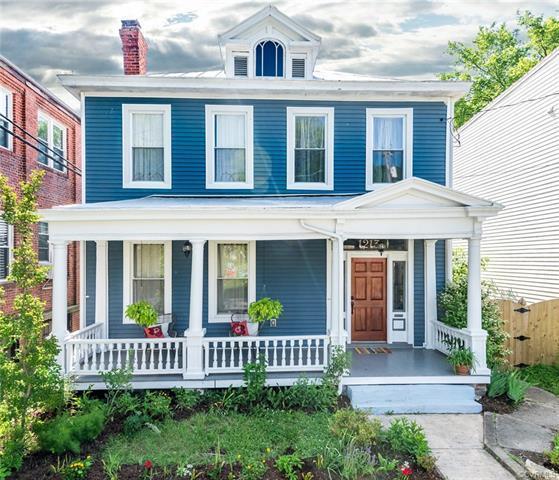 1213 N 23rd Street, Richmond, VA 23223 (MLS #1819149) :: Small & Associates