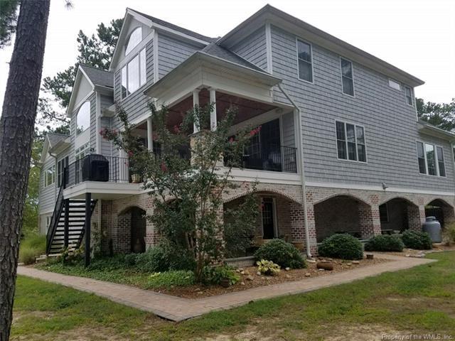 9223 Sylvia Avenue, Bena, VA 23072 (MLS #1819154) :: Small & Associates
