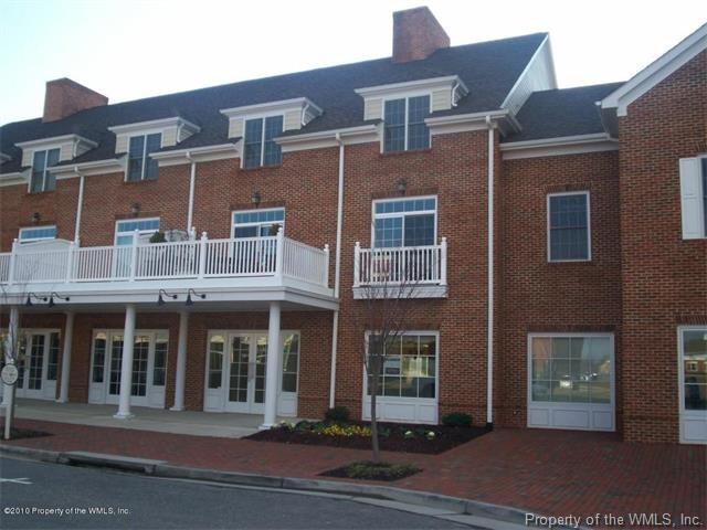5121 Center Street C2-A, Williamsburg, VA 23188 (MLS #1819203) :: RE/MAX Action Real Estate