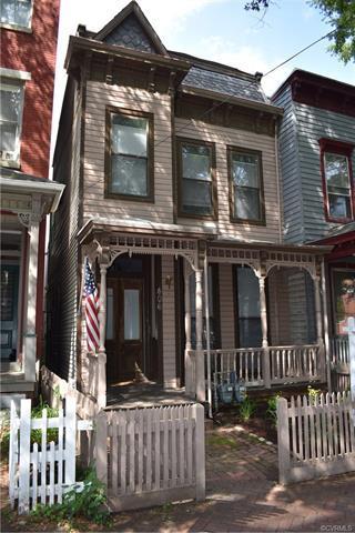 406 W Marshall Street, Richmond, VA 23220 (MLS #1819360) :: Small & Associates