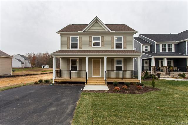322 Shelton Place, Aylett, VA 23009 (#1819471) :: Abbitt Realty Co.