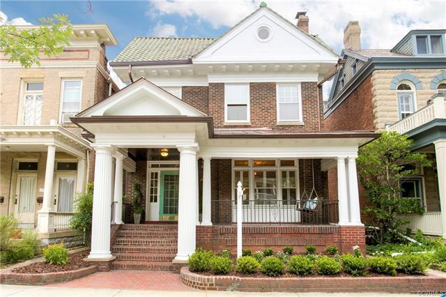 2318 Grove Avenue, Richmond, VA 23220 (MLS #1819483) :: Small & Associates