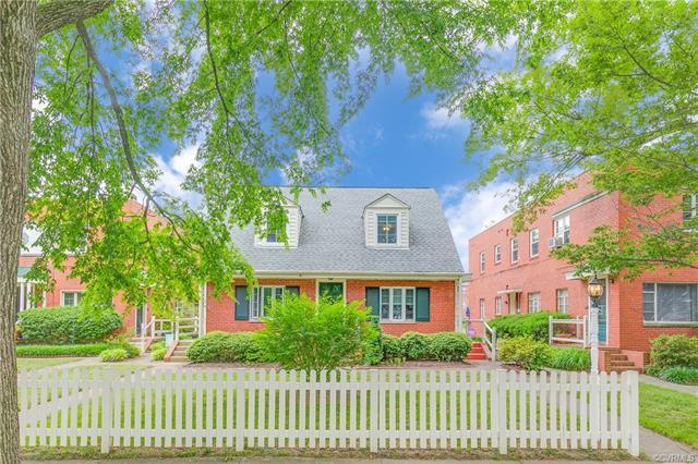 3523 Hanover Avenue C, Richmond, VA 23221 (MLS #1819503) :: EXIT First Realty