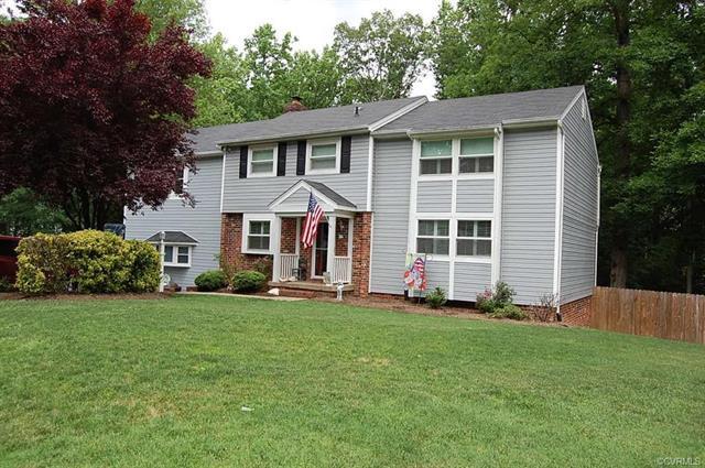 1601 Mara Drive, Henrico, VA 23238 (MLS #1819557) :: Chantel Ray Real Estate