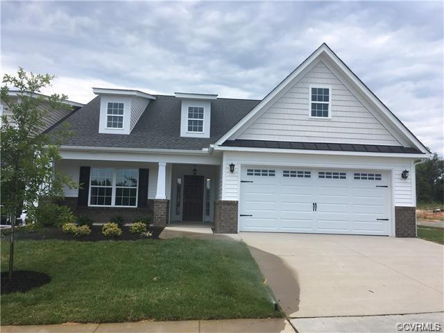 7321 Beechbark Lane T2, Mechanicsville, VA 23111 (MLS #1819692) :: RE/MAX Action Real Estate