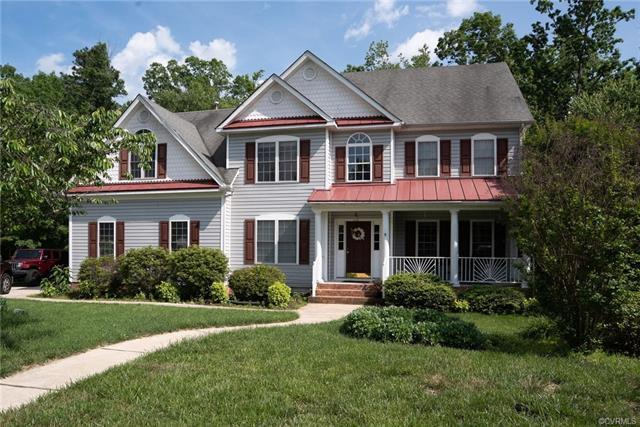 8117 Hampton Meadows Circle, Chesterfield, VA 23832 (MLS #1819716) :: Explore Realty Group