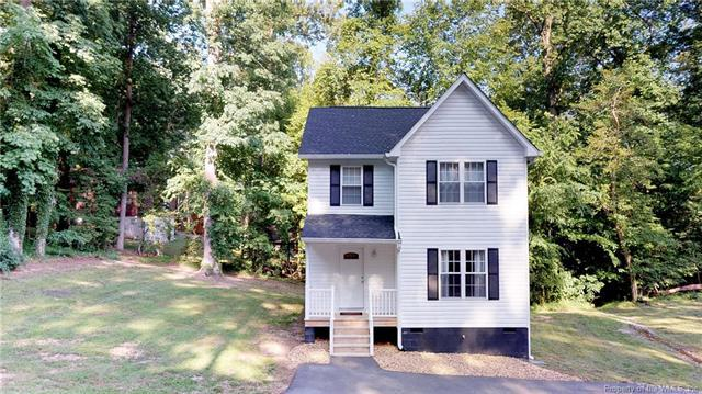 6329 Hickory Road, Quinton, VA 23141 (#1819934) :: Resh Realty Group