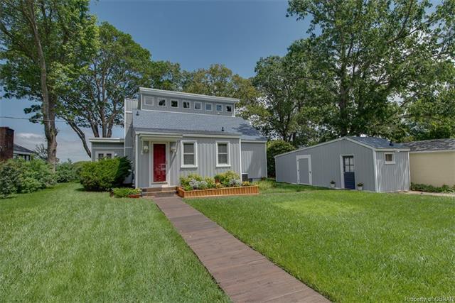 1600 N North End Road, Deltaville, VA 23043 (#1819944) :: Abbitt Realty Co.