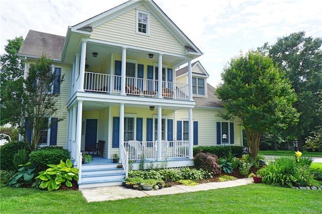 7901 Hampton Arbor Circle, Chesterfield, VA 23832 (#1819981) :: Abbitt Realty Co.