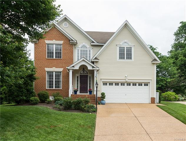 9119 Spyglass Hill Terrace, Chesterfield, VA 23832 (MLS #1820050) :: Explore Realty Group