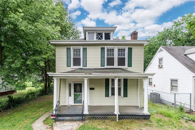 715 E Gladstone Avenue, Richmond, VA 23222 (MLS #1820056) :: The RVA Group Realty