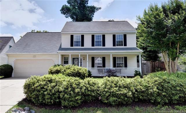 4120 Silverwood Drive, Williamsburg, VA 23188 (MLS #1820247) :: Explore Realty Group