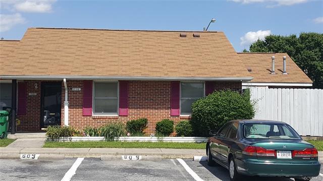 613 Carter Street, Petersburg, VA 23803 (MLS #1820331) :: The Ryan Sanford Team