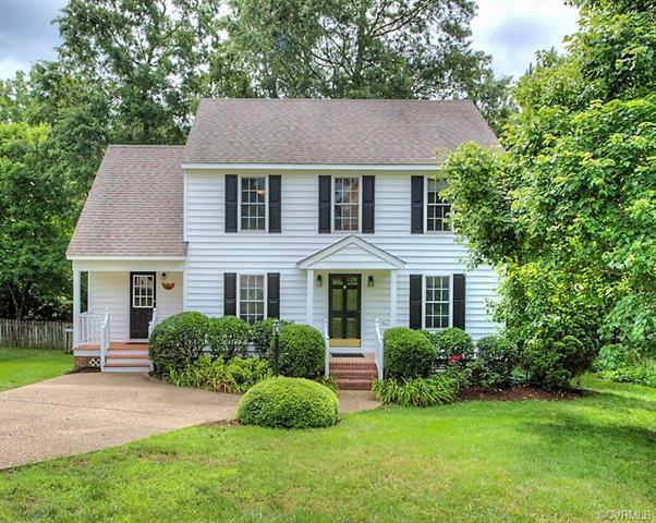 11800 Park Forest Way, Henrico, VA 23059 (MLS #1820498) :: Small & Associates