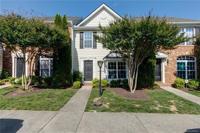3804 Dominion Townes Circle #3804, Richmond, VA 23223 (#1820549) :: Green Tree Realty