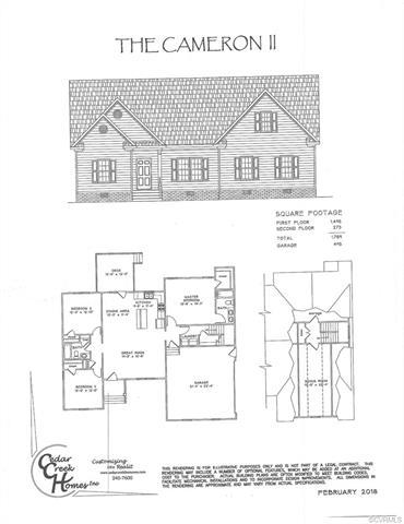 3530 Davis Glade Court, New Kent, VA 23141 (MLS #1820600) :: Chantel Ray Real Estate