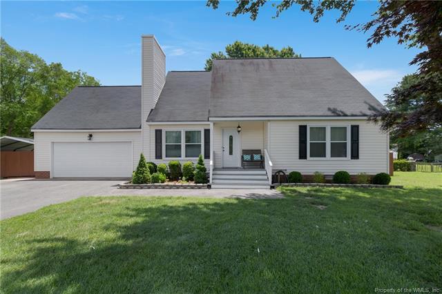 203 Plains View Road, Williamsburg, VA 23188 (MLS #1820814) :: Explore Realty Group