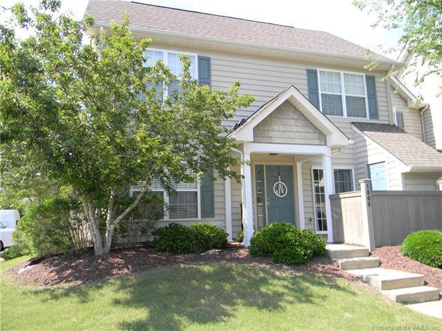 1806 Duntrune Glen #1806, Williamsburg, VA 23188 (MLS #1820863) :: Chantel Ray Real Estate