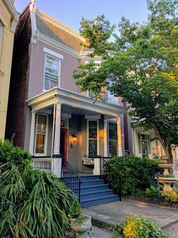 1812 W Grace Street, Richmond, VA 23220 (MLS #1820874) :: Small & Associates