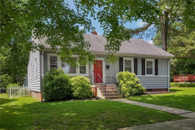 4809 Cutshaw Avenue, Richmond, VA 23230 (MLS #1820886) :: Explore Realty Group