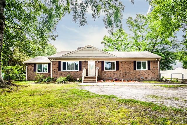 104 N Myra Drive, Hampton, VA 23661 (MLS #1821006) :: Explore Realty Group