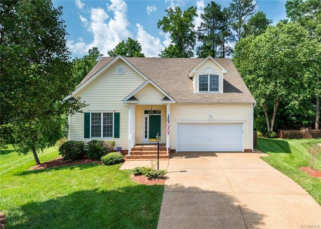 9001 Spyglass Hill Turn, Chesterfield, VA 23832 (MLS #1821055) :: Explore Realty Group