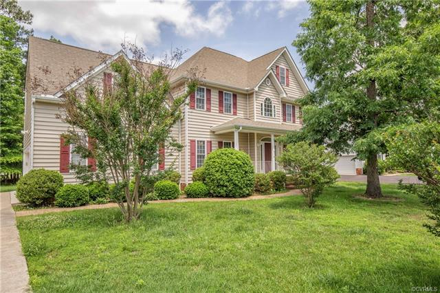 806 Greyshire Drive, Chester, VA 23836 (MLS #1821060) :: Explore Realty Group
