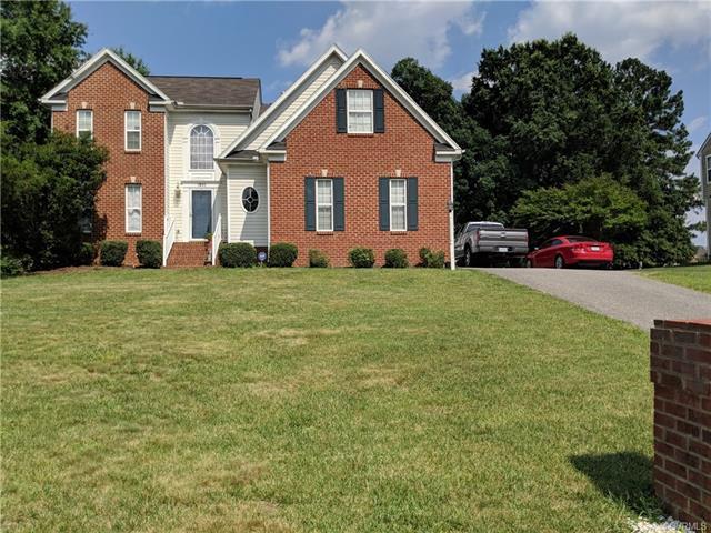 7916 Shadowberry Court, Henrico, VA 23227 (#1821111) :: Abbitt Realty Co.