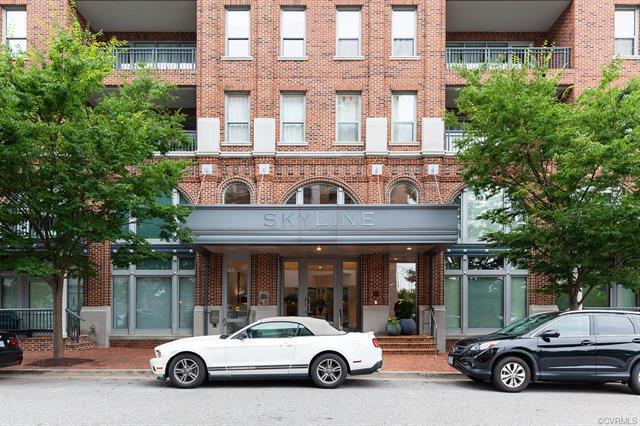 4820 Old Main Street #501, Henrico, VA 23231 (MLS #1821246) :: Chantel Ray Real Estate