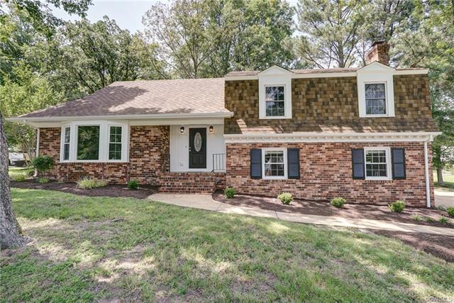 1608 Cloister Drive, Henrico, VA 23238 (MLS #1821376) :: Small & Associates