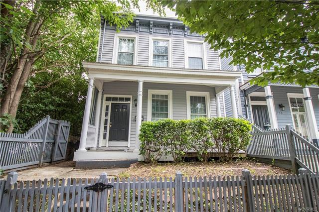 132 S Cherry Street, Richmond, VA 23220 (MLS #1821387) :: Small & Associates
