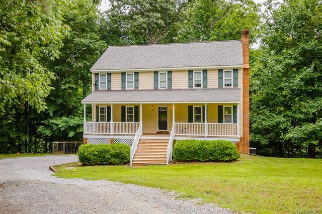 7268 Peanut Lane, Mechanicsville, VA 23116 (#1821406) :: Abbitt Realty Co.