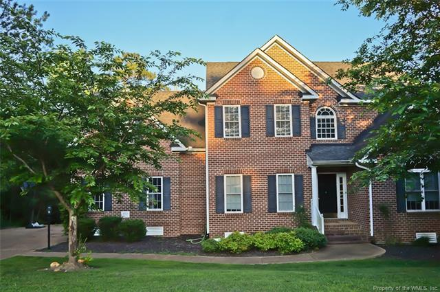 4955 Ashborough Drive, Providence Forge, VA 23124 (#1821594) :: Abbitt Realty Co.