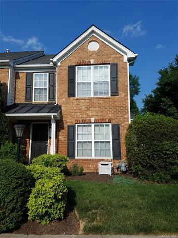 3828 Dominion Townes Circle #0, Richmond, VA 23223 (#1821604) :: Green Tree Realty