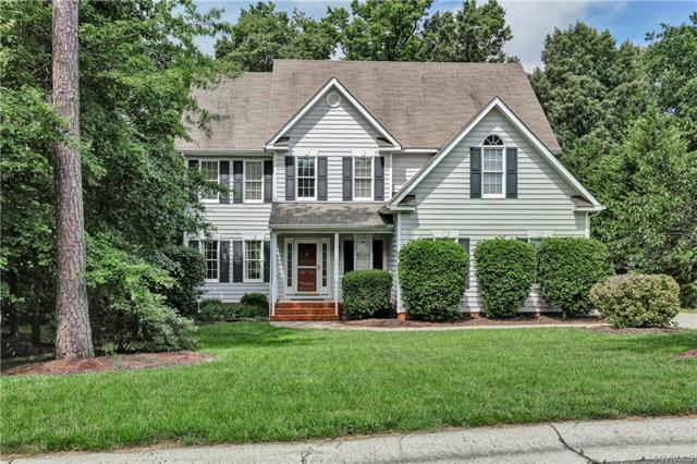 8542 Hampton Crest Circle, Chesterfield, VA 23832 (#1821682) :: Abbitt Realty Co.