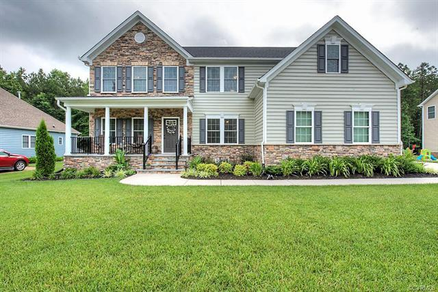 3519 Virginia Rail Drive, New Kent, VA 23140 (#1821706) :: Abbitt Realty Co.
