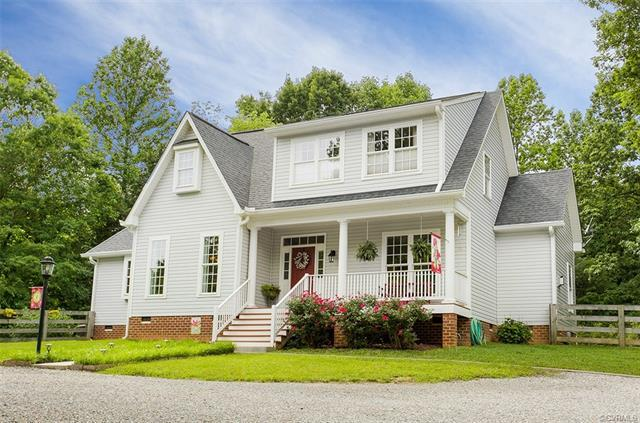 3014 Redeye Court, Goochland, VA 23153 (MLS #1821708) :: EXIT First Realty