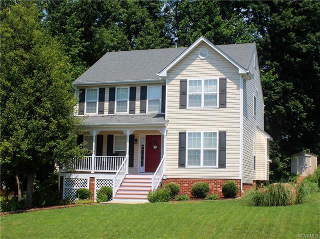 14018 St Elizabeth Drive, Midlothian, VA 23112 (MLS #1821843) :: Small & Associates