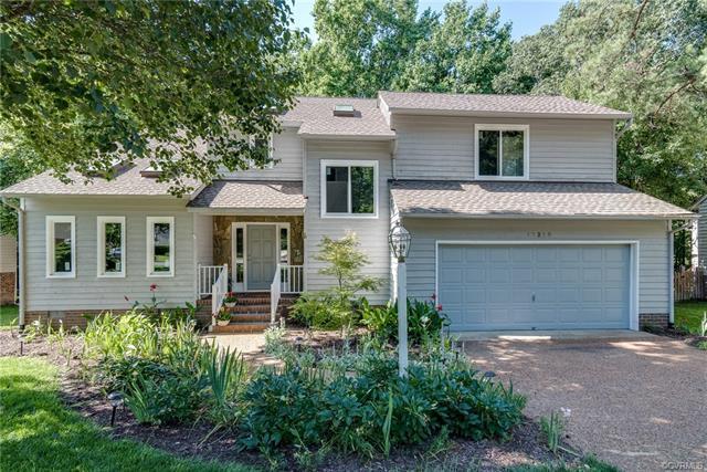 11216 Riverchase Drive, Henrico, VA 23233 (MLS #1821869) :: Small & Associates