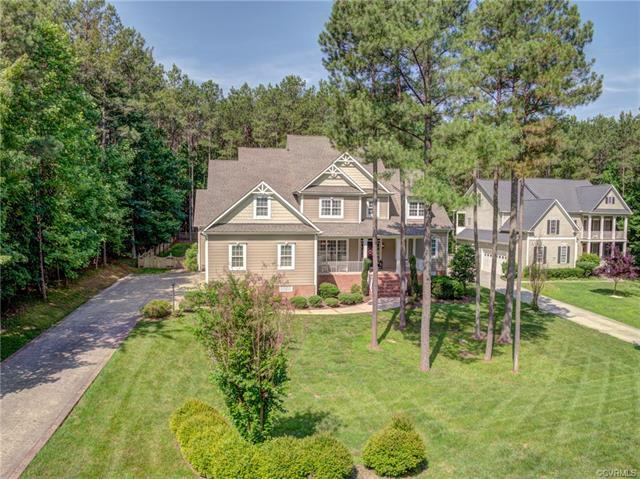 4854 Brandon Pines Drive, Providence Forge, VA 23140 (#1821939) :: Abbitt Realty Co.
