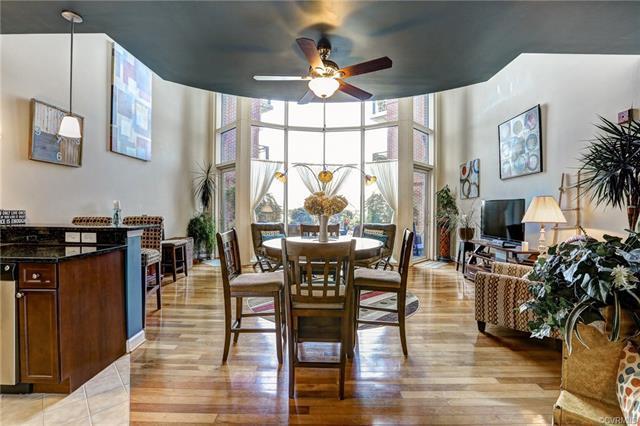 4940 Old Main Street #207, Henrico, VA 23231 (MLS #1821950) :: Chantel Ray Real Estate