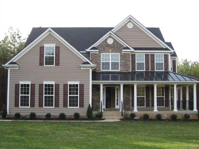 3658 West Rocketts Ridge Court, Goochland, VA 23153 (MLS #1822064) :: The RVA Group Realty
