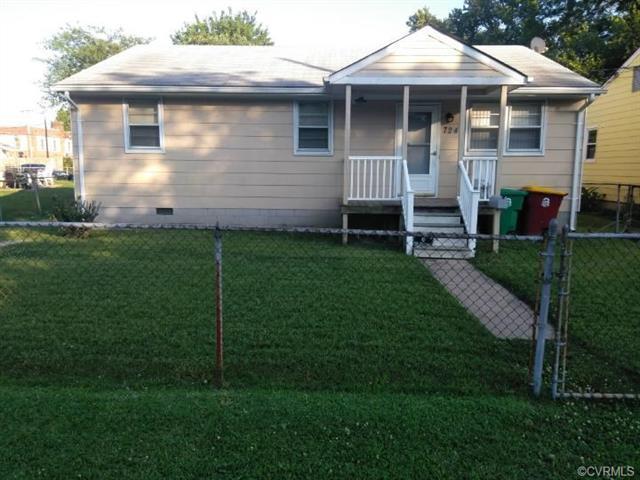 724 Miller Street, Petersburg, VA 23803 (#1822089) :: Abbitt Realty Co.